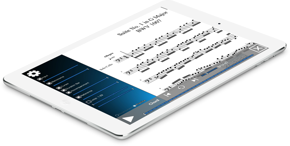 Music Education Software to help students learn music faster